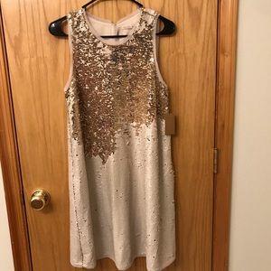 Rachel Roy Sequin Dress NWT